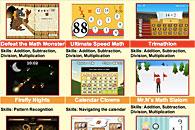 Mr.Nussbaum's Math Games